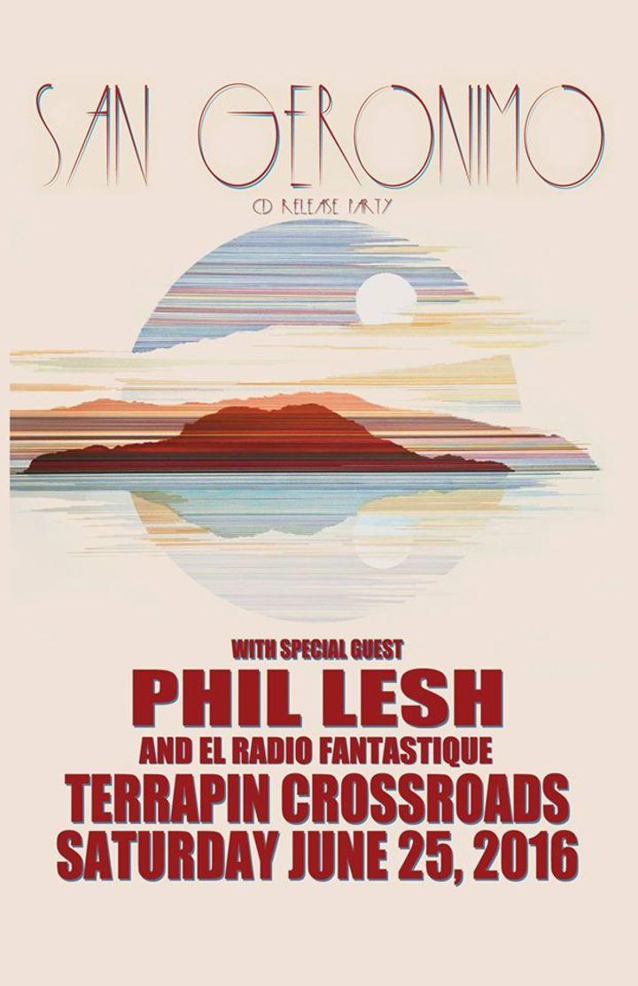 San Geronimo Tour Dates
