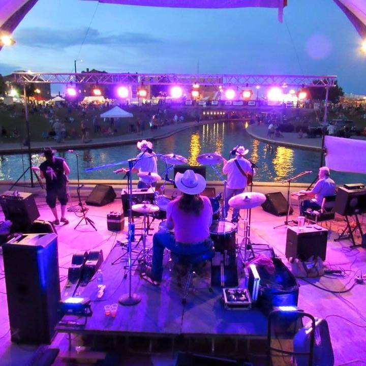 Jeffrey Alan Band Tour Dates
