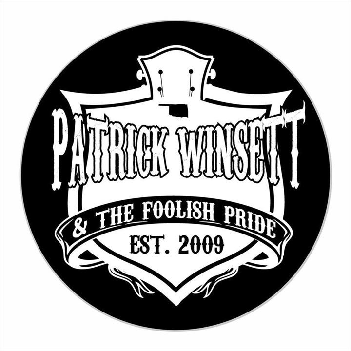 Patrick Winsett and The Foolish Pride Tour Dates