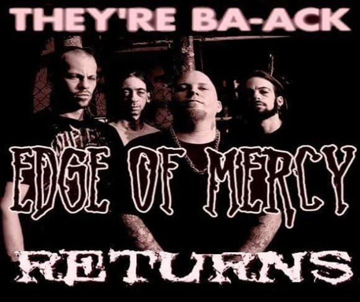 Edge of Mercy Tour Dates