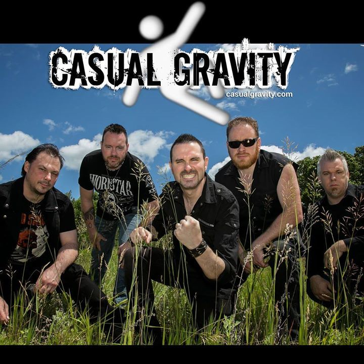 Casual Gravity Tour Dates