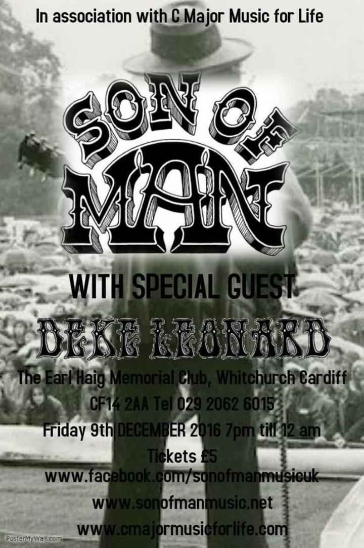 Son of Man @ Earl Haig Memorial Club - Cardiff, United Kingdom