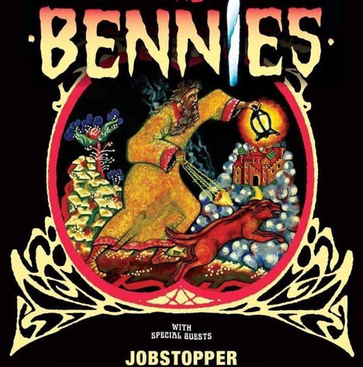 Jobstopper Tour Dates