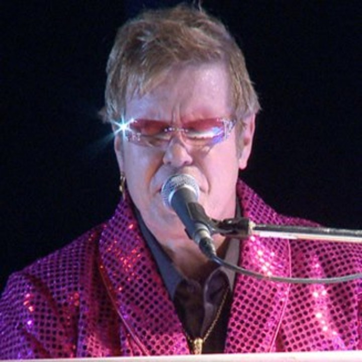 Elton John Experience @ Celebrity Solstice Cruise Ship - Wellington, New Zealand