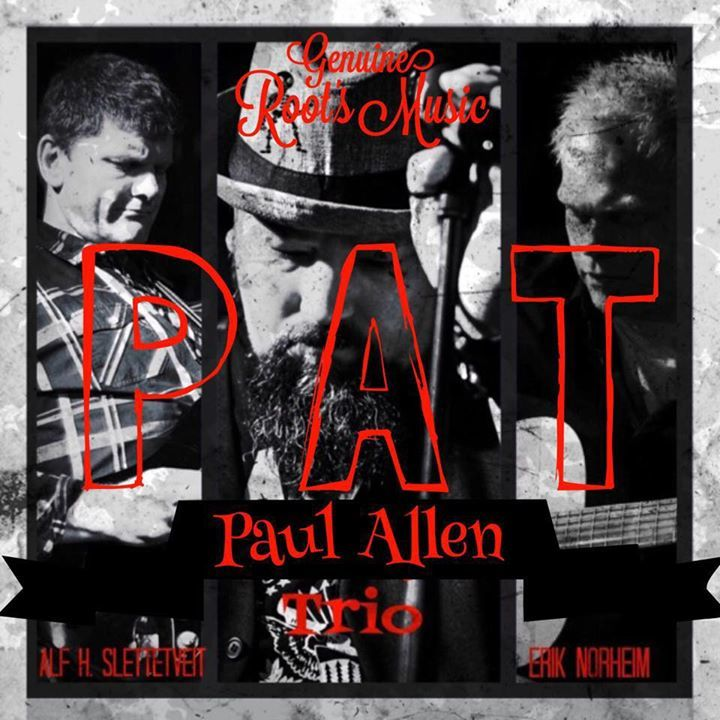 Paul Allen Trio Tour Dates