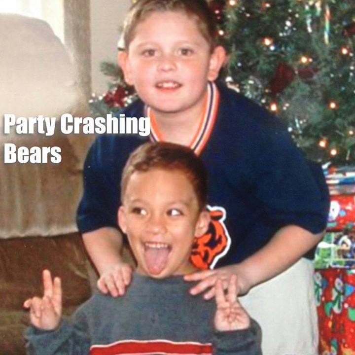 Party Crashing Bears Tour Dates
