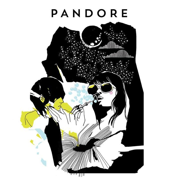 Pandore Tour Dates