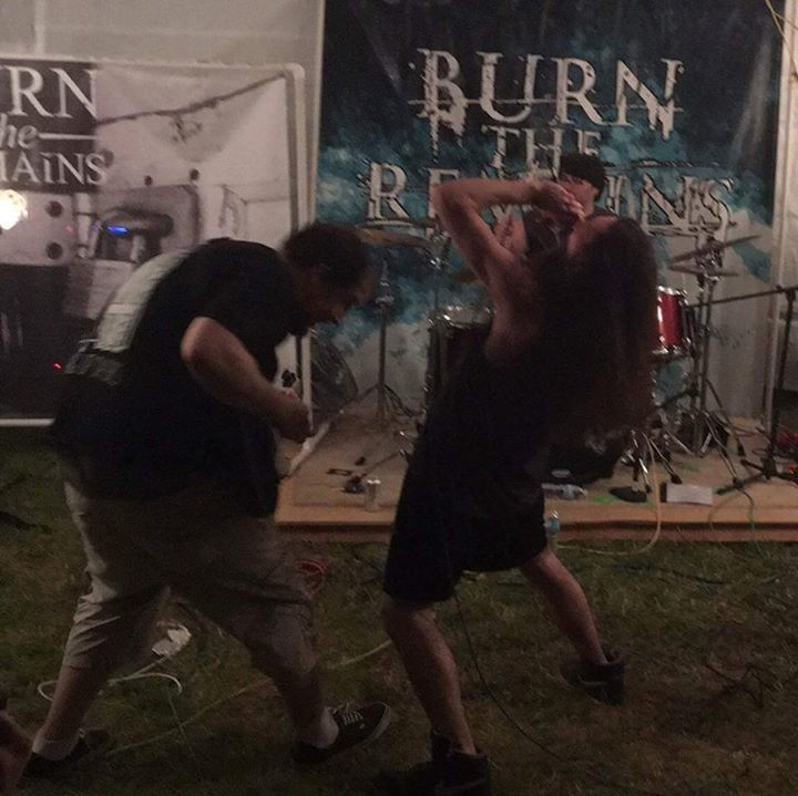 Burn The Remains Tour Dates