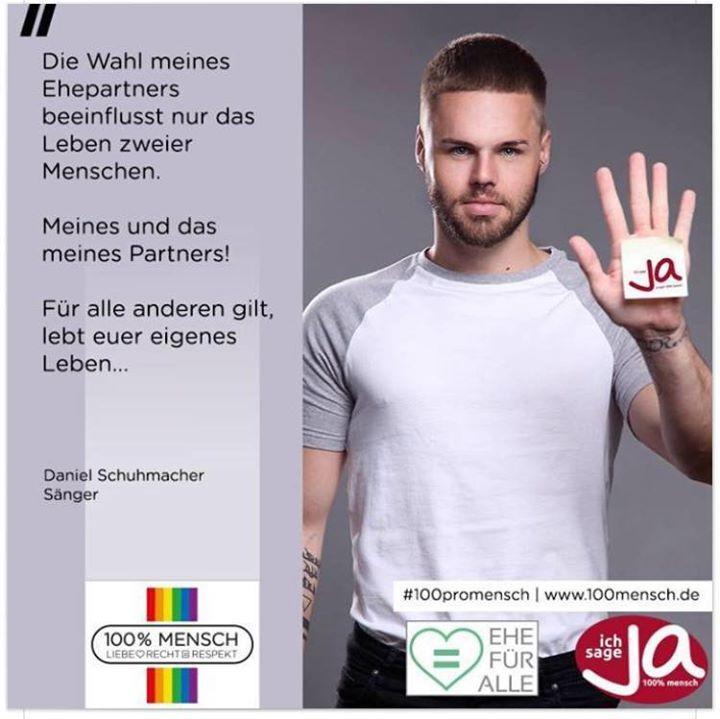 Daniel Schuhmacher Tour Dates