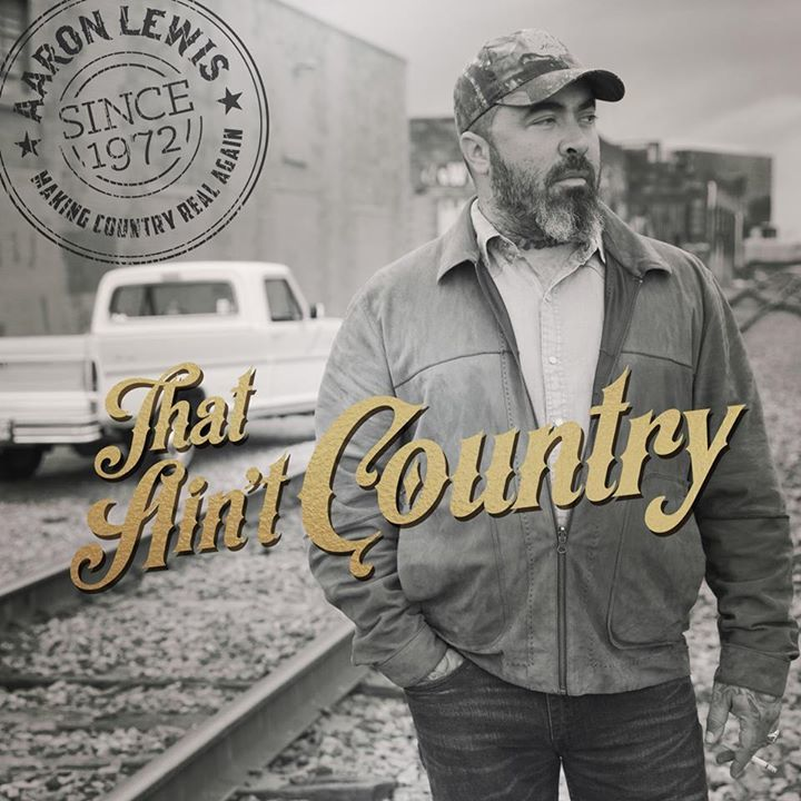 Aaron Lewis @ Montgomery Performing Arts Center - Montgomery, AL