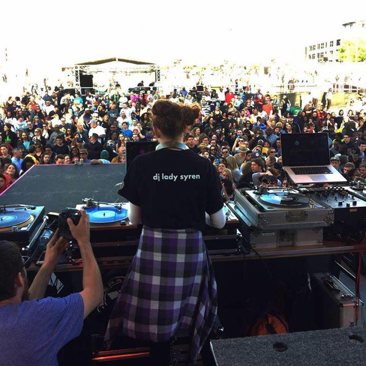DJ Lady Syren Tour Dates