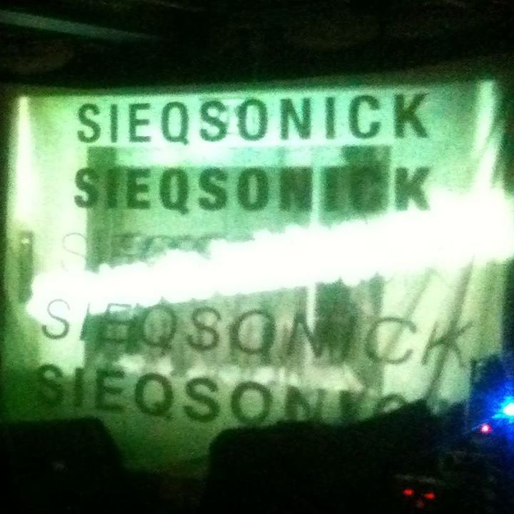 Sieqsonick Tour Dates