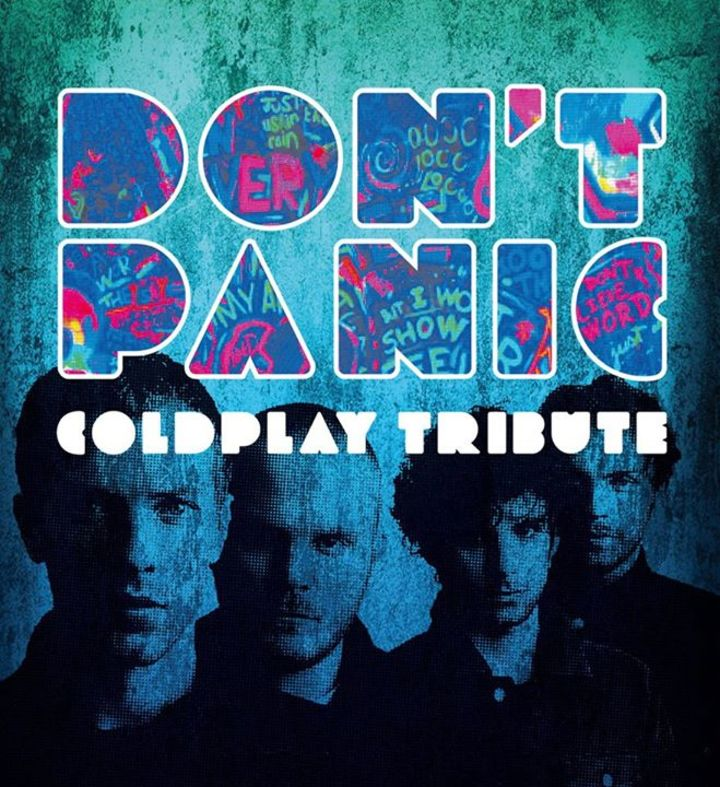 Don't Panic - Coldplay Tribute Tour Dates