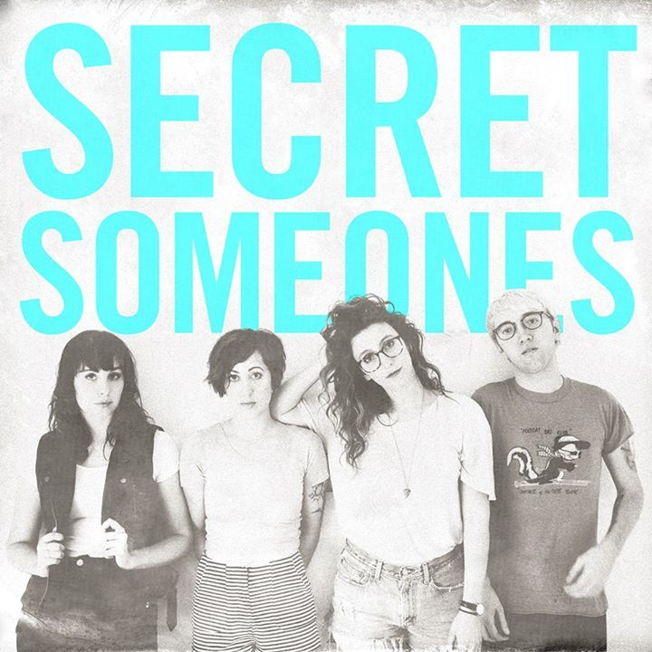 Secret Someones Tour Dates