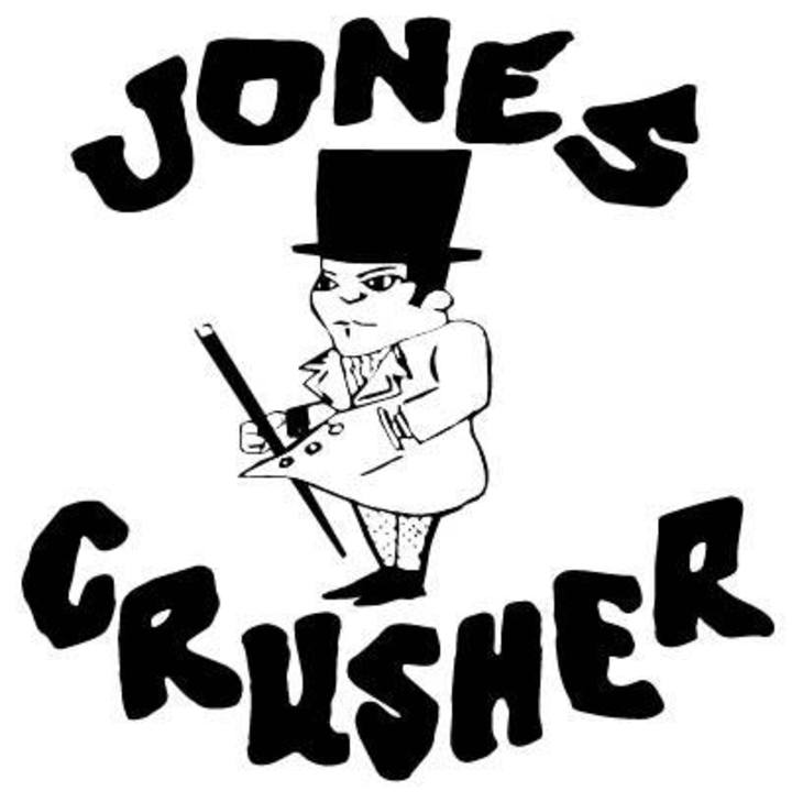 Jones Crusher Tour Dates