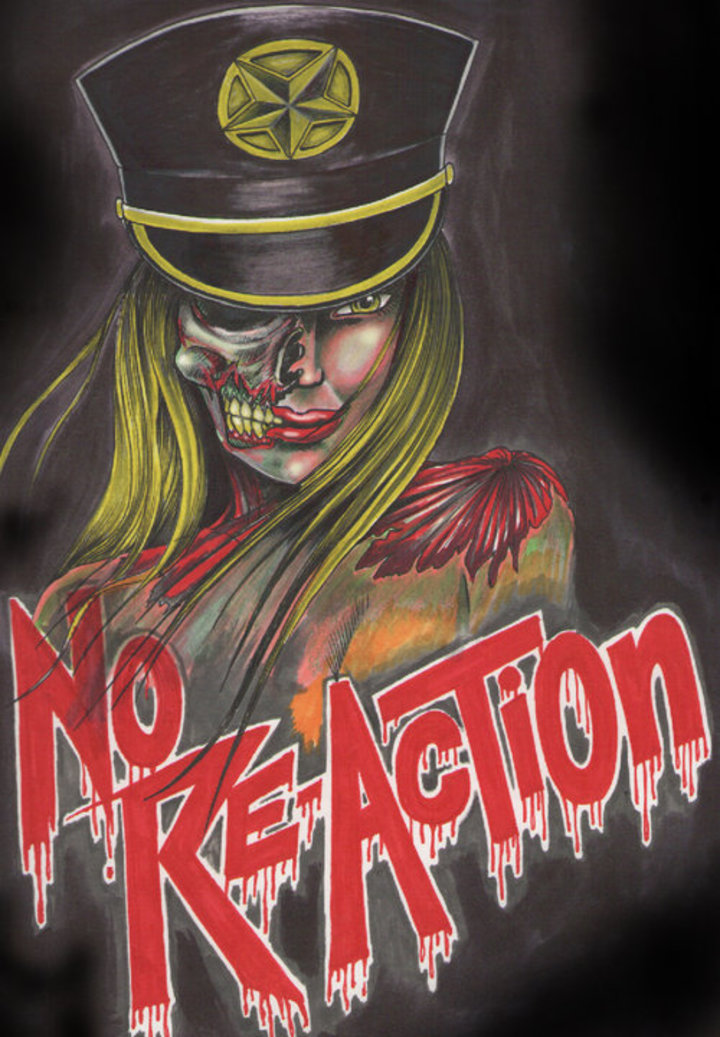 NO RE-ACTION Tour Dates