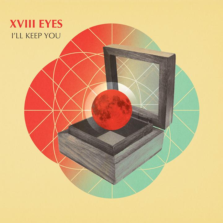 XVIII Eyes Tour Dates