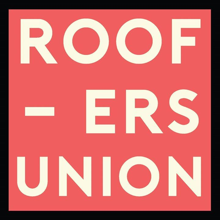 the Roofer's Union Tour Dates