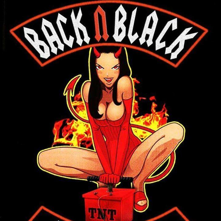 Back N Black Tour Dates
