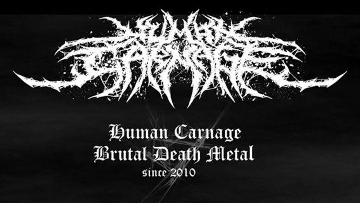 Human Carnage Barcelona Tour Dates