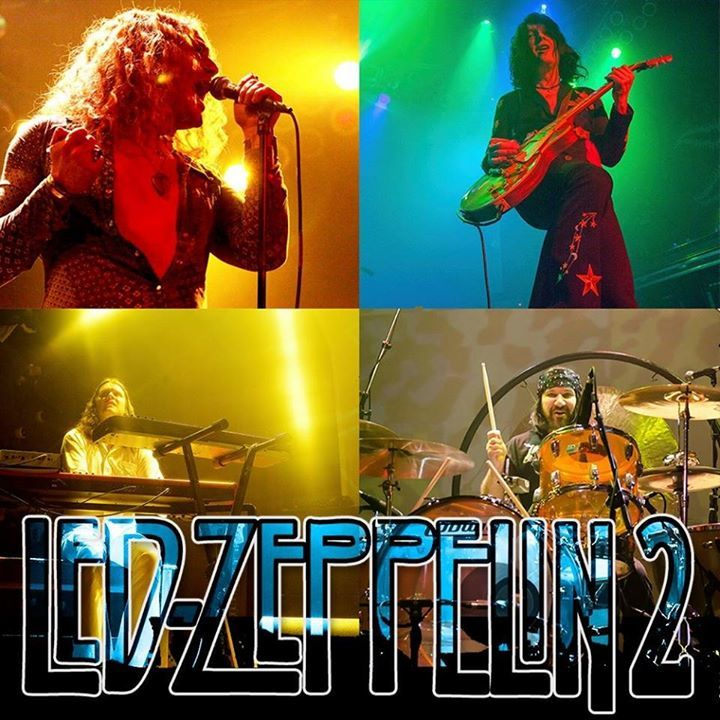 LedZeppelin2 Tour Dates