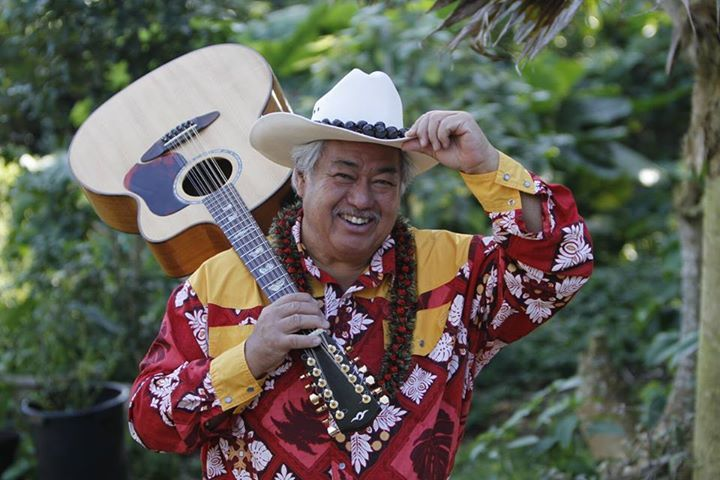 George Kahumoku Jr Tour Dates
