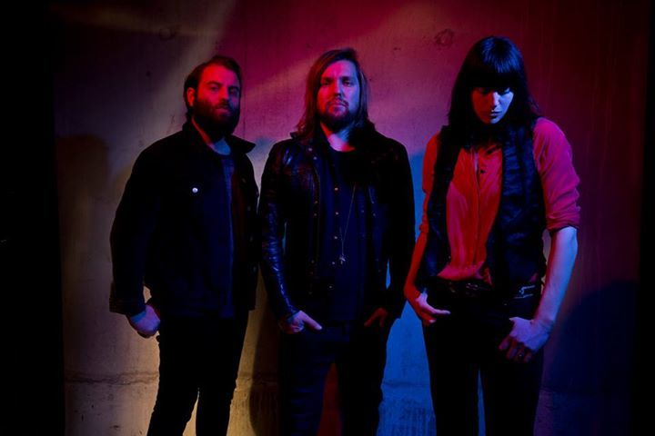 Band of Skulls @ The Triffid - Newstead, Australia