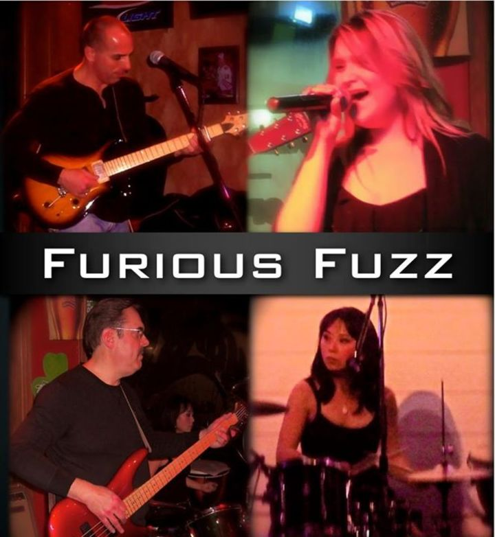 Furious Fuzz Tour Dates