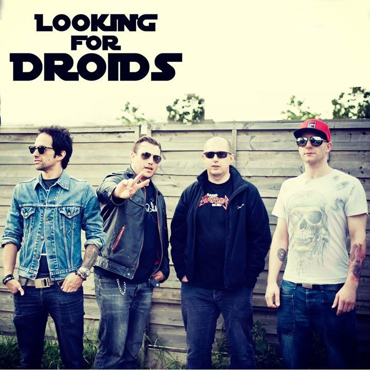 Looking For Droids Tour Dates