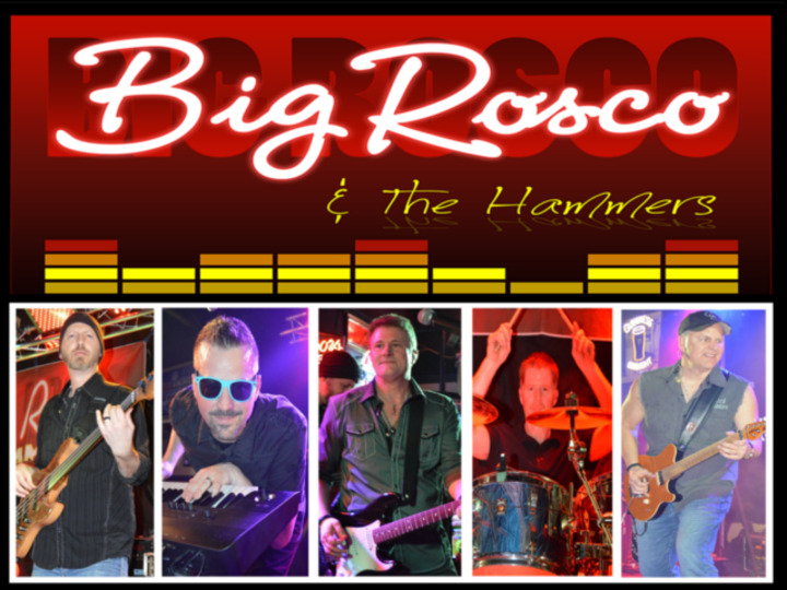 Big Rosco & The Hammers Tour Dates