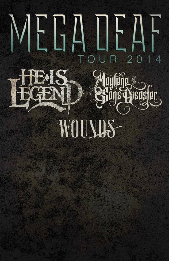 Minds of Men Tour Dates