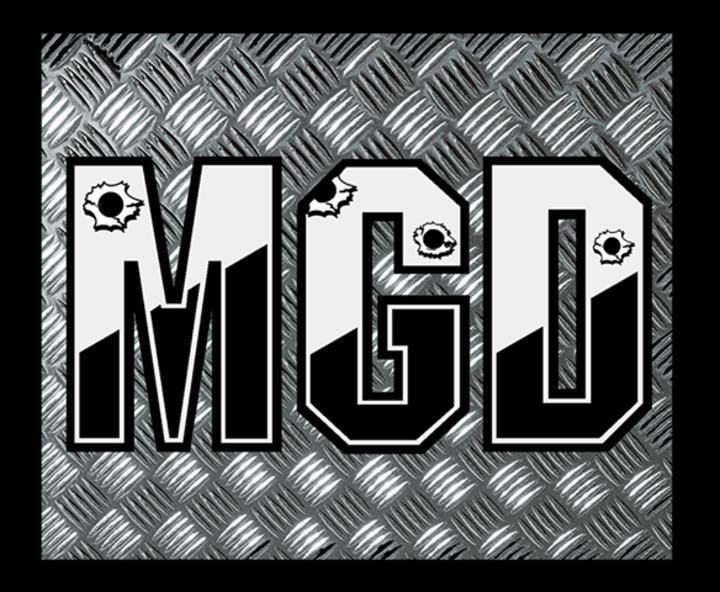 Machine Gun Dog Tour Dates
