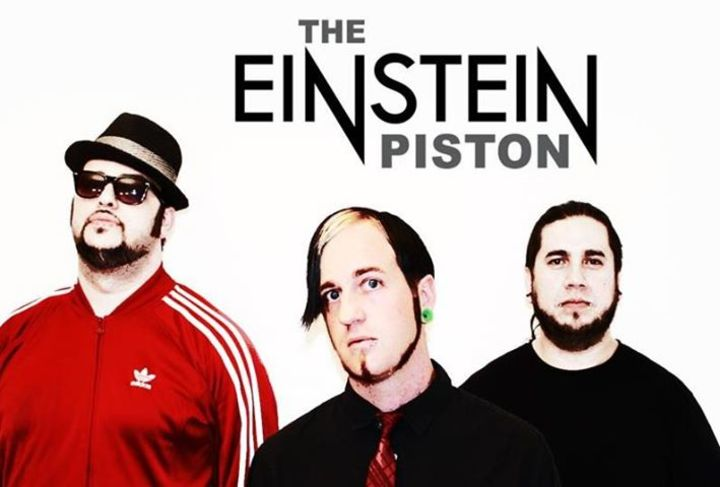 The Einstein Piston Tour Dates