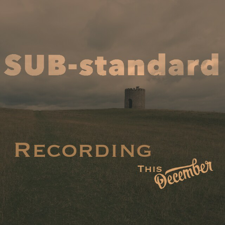 Substandard Tour Dates