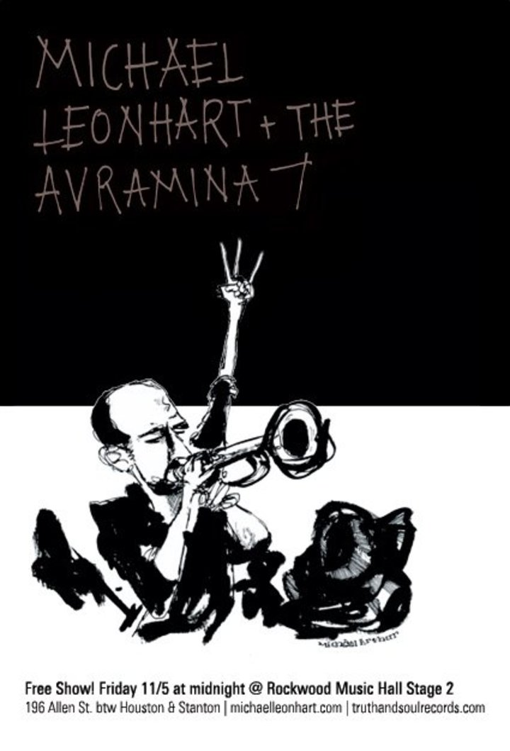 Michael Leonhart & the Avramina 7 Tour Dates