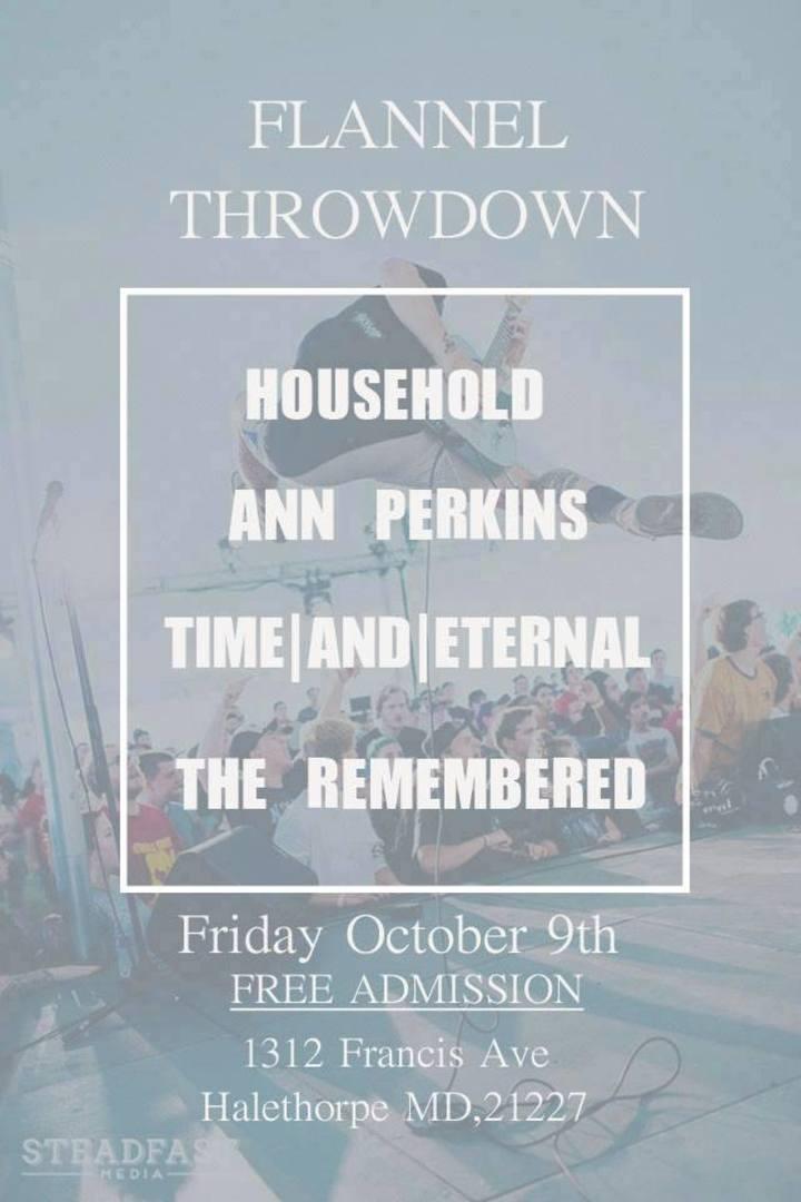 ANN Perkins (BAND) Tour Dates