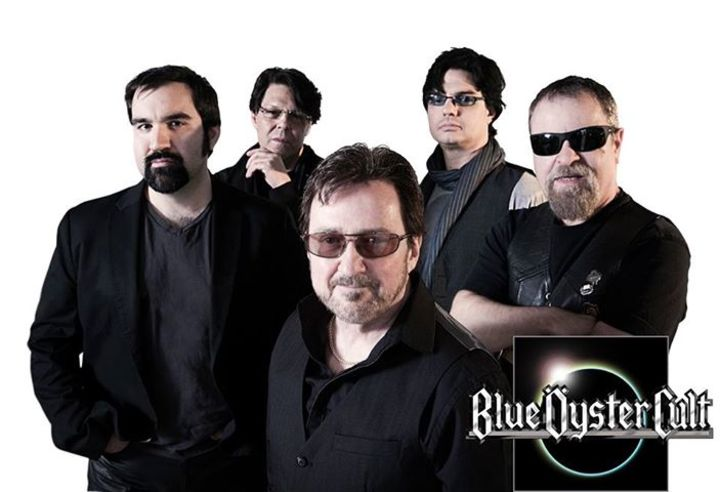 Blue Öyster Cult @ Everett Theatre - Everett, WA