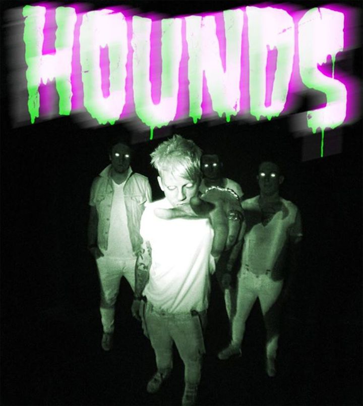 Hounds Tour Dates