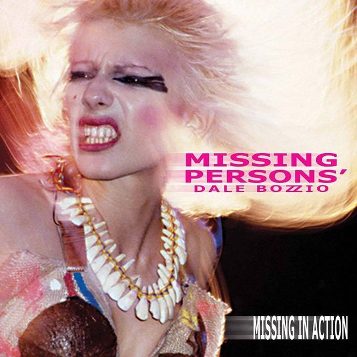 Missing Persons' Dale Bozzio Tour Dates