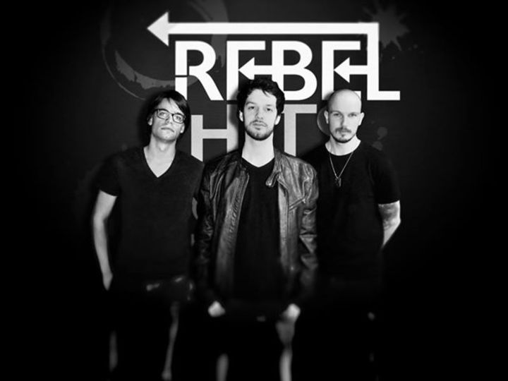 Rebel Hits Jury Tour Dates