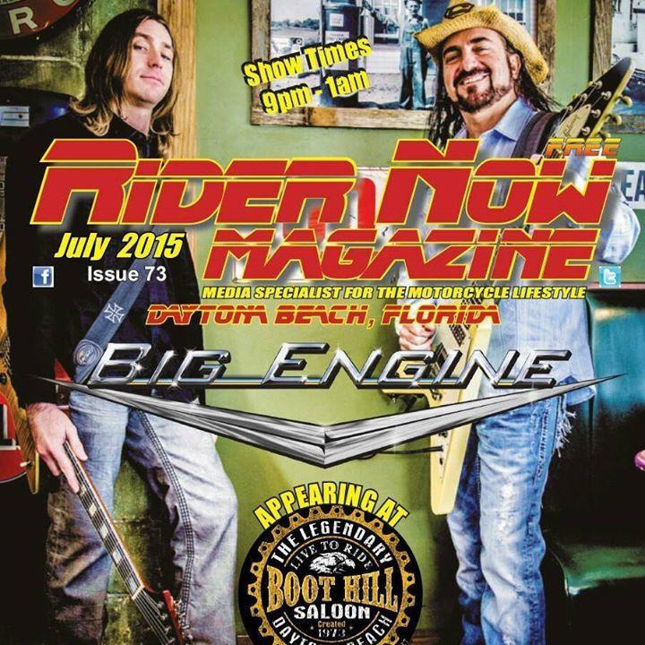 Big Engine Tour Dates
