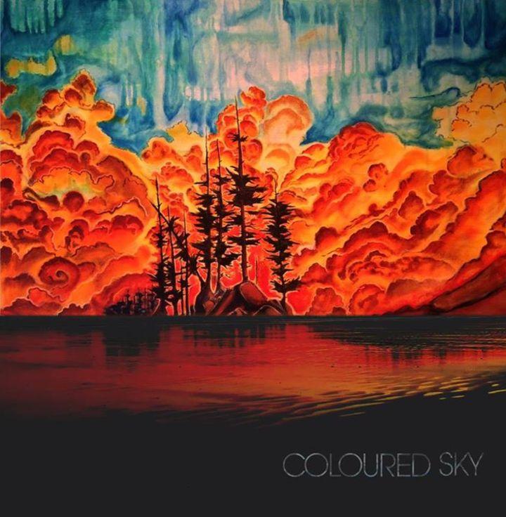 Coloured Sky Tour Dates