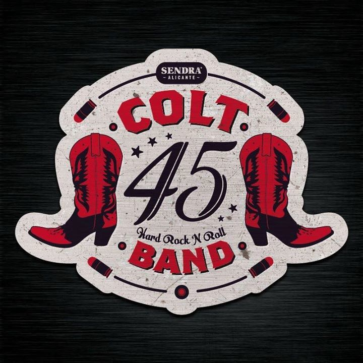 Colt 45 Band Tour Dates