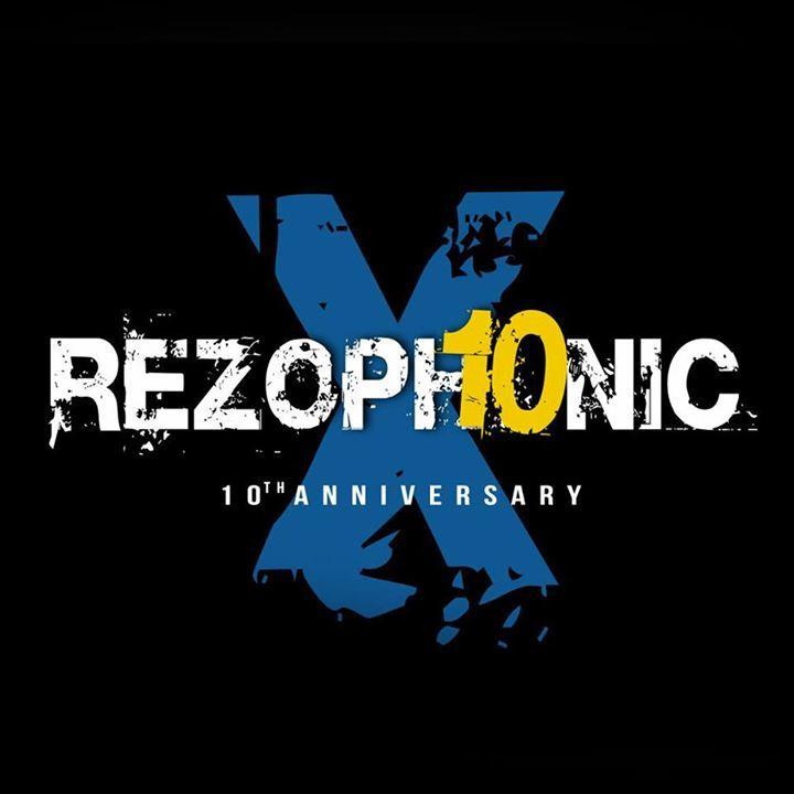 Rezophonic Tour Dates