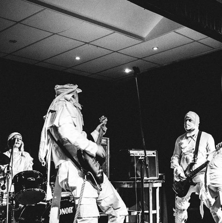 White Finger Tour Dates