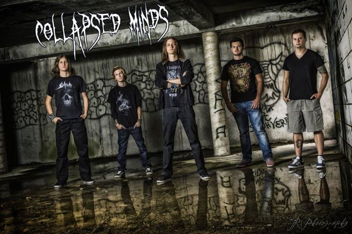 Collapsed Minds Tour Dates