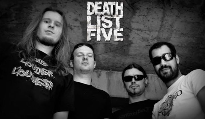 Death List Five Tour Dates