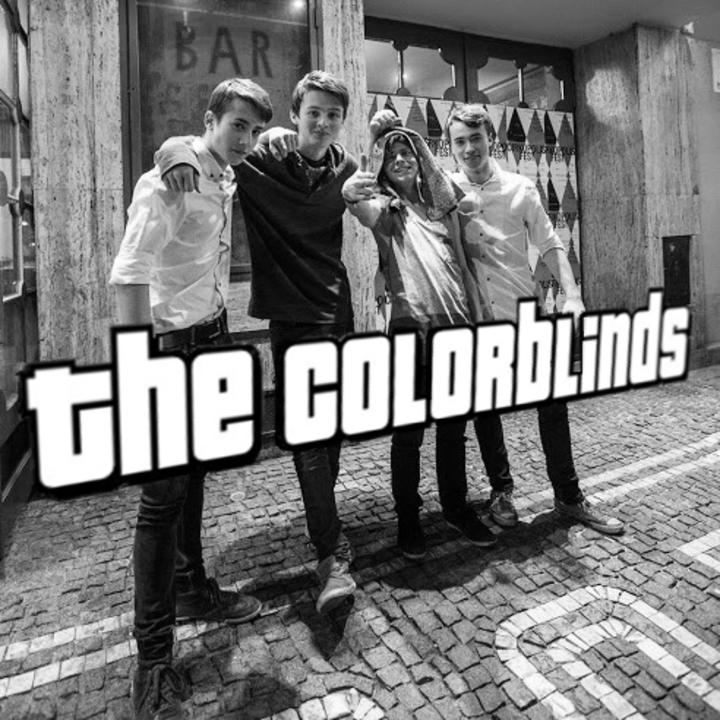 The Colorblinds Tour Dates