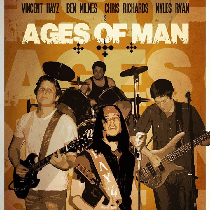 Ages of Man Tour Dates