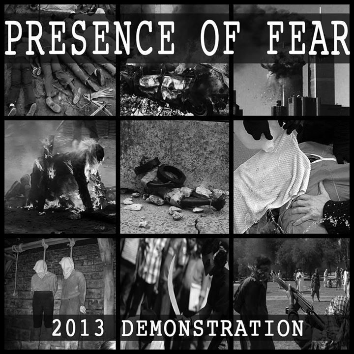 Presence Of Fear Tour Dates